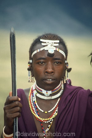 africa;african;africans;black;ethnic;male;maasai;masai;people;person;persons;east-africa;necklace;necklaces;jewellery;portrait;portraits;tradition;traditional;costume;spear;spears;costumes;traditional-costume;traditional-costumes;culture;cultural;tribe;tribal;rift-valley
