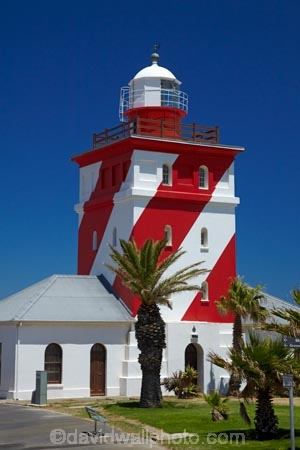 Mouille Point Lighthouse 1824 Cape Town South Africa