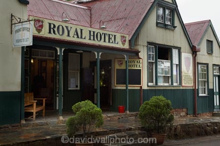 Royal Hotel In The Historic Village Of Pilgrim S Rest