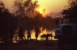 Campsite;camping;camp;camper;campers;Lufupa-River;Lufupa-Camp;lufupa;Kafue-National-Park;kafue;kafue-NP;Zambia;zambian;africa;african;Southern-Africa;campfire;campfires;safari;safaris;overland;overlanding;sunset;sunsets;dusk;people;wilderness