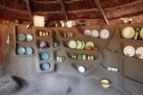 Africa;African;African-home;African-homes;African-house;African-houses;African-hut;African-huts;cooking-hut;designed-kitchen;designer;dirt-house;home;homes;house;houses;housing;hut;huts;kitchen;kitchens;Matetsi;mud-house;mud-hut;mud-huts;plates;shelves;Southern-Africa;thatch;thatch-roof;thatched;thatched-roof;thatched-roofs;thatched-rooves;Zimbabwe