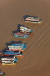 aerial;aerial-image;aerial-images;aerial-photo;aerial-photograph;aerial-photographs;aerial-photography;aerial-photos;aerial-view;aerial-views;aerials;Asia;boat;boats;Cambodia;Chong-Khneas-Port;Chong-Khnies;Chong-Kneas;dirty-water;Indochina-Peninsula;Kampuchea;Kingdom-of-Cambodia;long-boat;long-boats;muddy-water;passenger-boat;passenger-boats;Phnom-Krom;Port-of-Chong-Khneas;Siem-Reap;Siem-Reap-Province;Siem-Reap-River;Southeast-Asia;tourist-boat;tourist-boats;water