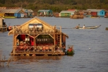Asia;Cambodia;Cambodian-floating-village;Cambodian-floodplain;Cambodian-village;Chong-Khneas;Chong-Khneas-Floating-Village;Chong-Khnies;Chong-Kneas;Chong-Kneas-Floating-Village;floating-home;floating-homes;floating-house;floating-houses;floating-restaurant;floating-restaurants;floating-shop;floating-shops;Floating-Village;Floating-Villages;freshwater-lake;freshwater-lakes;Indochina-Peninsula;Kampuchea;Kingdom-of-Cambodia;lake;lakes;Lower-Mekong-Basin;Mekong-Plain;restaurant;restaurants;Siem-Reap;Siem-Reap-Province;Southeast-Asia;thatched-roof;thatched-roofs;thatched-rooves;thatching;Tonle-Sap;Tonle-Sap-Lake;Tonlé-Sap;Tonlé-Sap-Lake;tourism;tourist-restaurant;tourist-restaurants;tourists;UNESCO-Biosphere-Reserve