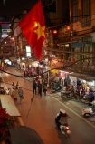 alley;alleys;alleyway;alleyways;Asia;back-street;back-streets;backstreet;backstreets;bike;bikes;dark;dusk;evening;flag;flags;Hanoi;Hanoi-Old-Quarter;lane;lanes;laneway;laneways;light;lighting;lights;motorbike;motorbikes;motorcycle;motorcycles;motorscooter;motorscooters;night;night-time;night_time;Old-Quarter;people;person;red-flag;red-flags;scooter;scooters;South-East-Asia;Southeast-Asia;step_through;step_throughs;street;street-scene;street-scenes;streets;twilight;Vietnam;Vietnam-Flag;Vietnam-Flags;Vietnamese;Vietnamese-Flag;Vietnamese-Flags