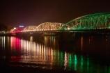 bridge;bridges;calm;dark;dusk;evening;Hu;Hue;Huong-Giang;infrastructure;light;lighting;lights;night;night-time;night_time;North-Central-Coast;Perfume-River;placid;quiet;reflected;reflection;reflections;river;rivers;road-bridge;road-bridges;serene;smooth;Song-Huong;still;Sông-Huong;Tha-Thiên_Hu-Province;Thua-Thien_Hue-Province;traffic-bridge;traffic-bridges;Trang-Tien-Bridge;tranquil;transport;twilight;Vietnam;Vietnamese;water;Asia
