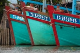 Asia;Asian;azure;boat;boats;commercial-fishing;commercial-fishing-boats;fishing;fishing-boat;fishing-boats;green;M-Tho;Mekong-Delta;Mekong-Delta-Region;Mekong-River;My-Tho;My-Tho-River;river;rivers;South-East-Asia;Southeast-Asia;teal-green;Tin-Giang-Province;Tien-Giang-Province;Tien-River;turquoise;Upper-Mekong-River;Vietnam;Vietnamese;wooden;wooden-boat;wooden-boats;wooden-fishing-boat;wooden-fishing-boats
