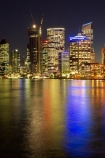 apartment;apartments;australasia;Australia;australian;Brisbane;Brisbane-River;buildings;cbd;cities;city;cityscape;cityscapes;dusk;highrise;illuminate;illuminated;light;lights;night;night-time;office;offices;orange;Queensland;reflection;reflections;rivers;sheen;shimmer;Story-Bridge;twilight;water