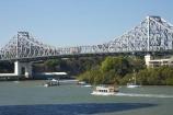 australasia;Australia;australian;boat;boats;bridge;bridges;Brisbane;Brisbane-River;cbd;cities;city;Queensland;rivers;Story-Bridge;water