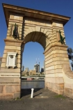 arches;australasia;Australia;australian;Brisbane;Brisbane-River;historic;historical;Memorial-Arch;Queensland;South-Bank-Parklands
