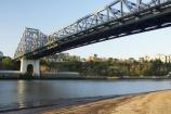 australasia;Australia;australian;bridge;bridges;Brisbane;Brisbane-River;cbd;cities;city;Queensland;rivers;steel;Story-Bridge;water