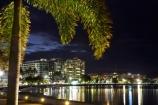 Australasian;Australia;Australian;Cairns;calm;dusk;esplanade;evening;nightfall;North-Queensland;palm;palm-tree;palm-trees;palms;placid;Qld;Queensland;quiet;reflection;reflections;serene;smooth;still;The-Esplanade;tranquil;Tropical-North-Queensland;twilight;water;waterfront