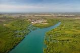 aerial;aerial-image;aerial-images;aerial-photo;aerial-photograph;aerial-photographs;aerial-photography;aerial-photos;aerial-view;aerial-views;aerials;Australasian;Australia;Australian;Darwin;Darwin-Harbour;East-Arm;estuaries;estuary;Hudsons-Creek;inlet;inlets;lagoon;lagoons;mangrove;mangrove-swamp;mangrove-swamps;mangroves;N.T.;Northern-Territory;NT;tidal;tide;Top-End;water
