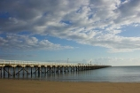 australasia;Australia;australian;beach;beaches;cloud;clouds;coast;coastal;coastline;early-light;Fraser-Coast;Hervey-Bay;jetties;jetty;pier;piers;queensland;shore;shoreline;sky;Urangan-pier;wharf;wharfs;wharves