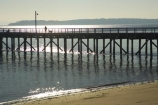 australasia;Australia;australian;beach;beaches;coast;coastal;coastline;early-light;Fraser-Coast;glitter;Hervey-Bay;jetties;jetty;pier;piers;queensland;shore;shoreline;sky;sun;sunrise;Urangan-pier;wharf;wharfs;wharves