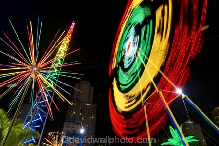 amusement-park;amusement-parks;australasia;Australia;bungies;bungy;bungy-rocket;circle;circular;color;colors;colour;colours;dark;entertainment;fun;fun-park;fun-parks;Gold-Coast;holiday;holidays;light;lights;neon;neons;night;night-life;night-time;night_life;night_time;nightlife;park;parks;Queensland;ride;rides;Surfers-Paradise;theme-park;theme-parks;tourism;travel;vacation;vacations;vomitron