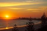 australasia;Australia;beach;beaches;coast;coastal;coolangata;coolangatta;coollangatta;dawn;early-light;Gold-Coast;holiday;holidays;orange;pacific-ocean;point-danger;queensland;sand;sandy;serene;silhouette;silhouettes;sunrise;sunrises;surfers-paradise;tasman-sea;tourism;travel;twilight;vacation;vacations;water;wave;waves;wet