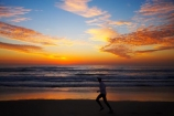 Australasian;Australia;Australian;beach;beaches;break-of-day;coast;coastal;coastline;dawn;dawning;daybreak;first-light;Gold-Coast;jog;jogger;joggers;joggin;morning;ocean;orange;Pacific-Ocean;Qld;Queensland;run;runner;runners;running;sand;sandy;sea;seas;shore;shoreline;sunrise;sunrises;sunup;Surfers-Paradise;Tasman-Sea;twilight