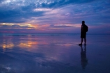 Australasian;Australia;Australian;beach;beaches;Broome;Cable-Beach;calm;coast;coastal;coastline;dusk;evening;Indian-Ocean;Kimberley;Kimberley-Region;nightfall;ocean;oceans;people;person;placid;quiet;reflection;reflections;sand;sandy;sea;seas;serene;shore;shoreline;sky;smooth;still;sunset;sunsets;The-Kimberley;tranquil;twilight;W.A.;WA;water;West-Australia;Western-Australia