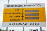 Australasian;Australia;Australian;Derby;Great-Northern-Highway;information-sign;information-signs;Kimberley;Kimberley-Region;road-sign;road-signs;sign;signs;The-Kimberley;W.A.;WA;West-Australia;Western-Australia