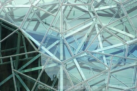 Modern Architecture Federation Square Melbourne