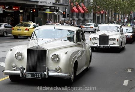 Rolls Royce Wedding Cars Melbourne Victoria Australia