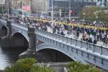 1888;Anzac-Day;Anzac-Day-Parade;Australia;c.b.d.;CBD;central-business-district;crowd;crowds;Historic-Bridge;Melbourne;parade;parades;people;Princes-Bridge;river;rivers;VIC;Victoria;yara;yarra;Yarra-River