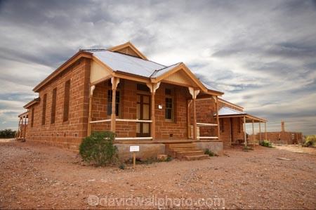 Historic Milparinka Court House Outback New South Wales Australia
