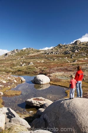 alpine;Australia;boulder;boulders;boy;boys;child;children;families;family;hike;hiker;hikers;hiking;kid;kids;Kosciuszko-N.P.;Kosciuszko-National-Park;Kosciuszko-NP;Kosciuszko-Walk;little-boy;mother;mothers;mountain-stream;mountain-streams;mountains;N.S.W.;New-South-Wales;North-Rams-Head;NSW;people;person;pond;ponds;pool;pools;Rams-Head-Range;rock;rocks;rocky;small-boys;Small-Mountain-Tarn;Snowy-Mountains;Snowy-Mountains-Drive;South-New-South-Wales;Southern-New-South-Wales;tramp;tramper;trampers;tramping;trek;treker;trekers;treking;trekker;trekkers;trekking;walk;walker;walkers;walking