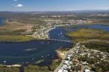 aerial;aerial-photo;aerial-photograph;aerial-photographs;aerial-photography;aerial-photos;aerial-view;aerial-views;aerials;Australasia;Australia;Australian;coast;coastal;coastline;coastlines;coasts;estuaries;estuary;foreshore;Hawks-Nest;inlet;inlets;lagoon;lagoons;Myall-River;N.S.W.;New-South-Wales;NSW;ocean;Port-Stephens;sea;shore;shoreline;shorelines;shores;Singing-Bridge;Tea-Gardens;tidal;tide;water