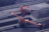 aerial;aerial-photo;aerial-photograph;aerial-photographs;aerial-photography;aerial-photos;aerial-view;aerial-views;aerials;Australasia;Australia;Australian;Bucket-Wheel-Reclaimer;Bucket-Wheel-Reclaimers;Carrington-Coal-Terminal;climate-change;coal;coal-depot;coal-industry;coal-stack;coal-stacking;coal-stacks;coal-stockpile;coal-stockpiles;coal-stockpiling;conveyer;conveyer-belt;conveyer-belts;Conveyer-Stacking-Machine;Conveyer-Stacking-Machines;conveyers;energy;equipment;fossil-fuel;fossil-fuels;fuel;global-warming;heavy-equipment;heavy-machine;heavy-machinery;heavy-machines;industrial;industry;machine;machinery;N.S.W.;natural;New-South-Wales;Newcastle;non-renewable;non_renewable;non_sustainable;nonrenewable;nonsustainable;NSW;Port-Waratah-Coal-Services-Limited;power;PWCS;reclaimer;resource;stacker