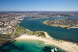 aerial;aerial-photo;aerial-photograph;aerial-photographs;aerial-photography;aerial-photos;aerial-view;aerial-views;aerials;Australasia;Australia;Australian;beach;beaches;coast;coastal;coastline;coastlines;coasts;foreshore;Fort-Scratchley;Hunter-River;N.S.W.;New-South-Wales;Newcastle;Newcastle-Harbor;Newcastle-Harbour;Newcastle-Harbour-Entrance;Newcastle-Harbour-Mouth;Nobbys-Beach;Nobbys-Beach;NSW;ocean;oceans;sand;sand-bar;sand-bars;sand-spit;sand-spits;sandy;sea;seas;shore;shoreline;shorelines;shores;surf;water;wave;waves