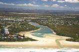 aerial;aerials;australasia;Australia;beach;beaches;coast;coastal;Currimundi;Currimundi-Lake;holiday;holidays;mouth;oceans;pacific-ocean;Queensland;river;river-mouth;rivers;sand-bar;Sunshine-Coast;surf;tasman-sea;tidal;tide;tourism;travel;vacation;vacations;waves
