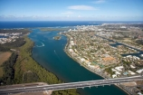 aerial;aerial-photo;aerial-photograph;aerial-photographs;aerial-photography;aerial-photos;aerial-view;aerial-views;aerials;Australasian;Australia;Australian;bridge;bridges;Maroochy-River;Maroochydore;Qld;Queensland;rivers;Sunshine-Coast;Sunshine-Motorway