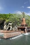 Archibald;Fountain;Hyde;Park;Sydney;Australia;Dianna;Diana;godess;purity;fountains;parks