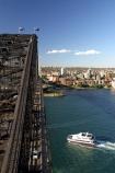 sydney;australia;bridge;climb;bridges;climber;silhouette;high;adventure;tourism;tourist;exciting;harbor;harbour;harbors;harbours;tourists;exciting;climbers;view-;ferry;ferries;passenger;landmark;landmarks;icon;icons
