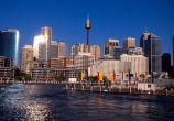 Wharf;Darling;Harbour;Sydney;Australia;harbor;harbors;harbours;waterfront;tourism;tourists;boat;boats;office-offices;tower;cbd;c.b.d.