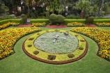 Australasia;Australia;clock;clocks;Floral-Clock;flower;flowers;garden;N.S.W.;New-South-Wales;NSW;Sydney;Sydney-Zoo;Taronga-Zoo;zoo;zoos