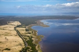 aerial;aerial-photo;aerial-photograph;aerial-photographs;aerial-photography;aerial-photos;aerial-view;aerial-views;aerials;Australasian;Australia;Australian;coast;coastal;coastline;coastlines;coasts;East-Tasmania;Eastern-Tasmania;estuaries;estuary;foreshore;Freycinet-Peninsula;inlet;inlets;Island-of-Tasmania;lagoon;lagoons;Moulting-Lagoon;ocean;sea;shore;shoreline;shorelines;shores;State-of-Tasmania;Tas;Tasmania;tidal;tide;water