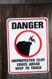 Australia;bluff;bluffs;cliff;cliffs;danger;dangerous;dangers;Eastern-Victoria;Mount-Buffalo;Mt-Buffalo;Mt.-Buffalo;sign;signs;VIC;Victoria;warning;warnings