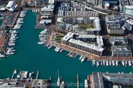 Viaduct Harbour, Auckland waterfront, Auckland, North ...
