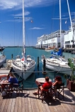 Americas;bar;boat;cafes;Cup;drink;drinking;eating;food;harbor;harbors;harbour;harbours;mast;pleasant;Regatta;relaxing;sail;sails;sheraton-hotel;yacht
