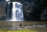 cascade;dip;natural;nature;people;person;pool;pools;scene;scenic;swim;swimmer;swimming;swims;water-fall;waterfall;waterfalls
