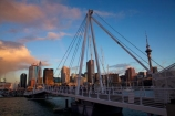 Auckland;Auckland-waterfront;bascule-bridge;bascule-bridges;bridge;bridges;cycle-bridge;cycle-bridges;cycling-bridge;cycling-bridges;dark;double-bascule-bridge;double-bascule-bridges;draw-bridge;draw-bridges;dusk;evening;foot-bridge;foot-bridges;footbridge;footbridges;lifting-bridge;lifting-bridges;N.Z.;New-Zealand;nightfall;North-Is.;North-Island;Nth-Is;NZ;opening-bascule-bridge;opening-bascule-bridges;opening-bridge;opening-bridges;pedestrian-bridge;pedestrian-bridges;sky-scraper;sky-scrapers;Sky-Tower;sky_scraper;sky_scrapers;Sky_tower;Skycity;skyscraper;skyscrapers;Skytower;sunset;sunsets;Te-Wero-Island;twilight;Viaduct-Basin;Viaduct-Harbour;Viaduct-Marina;Waitemata-Harbor;Waitemata-Harbour;waterfront;Wynyard-Crossing;Wynyard-Crossing-bridge;Wynyard-Quarter