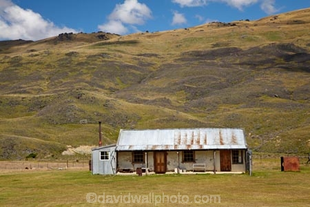 Historic Cottage Nevis Valley Central Otago South