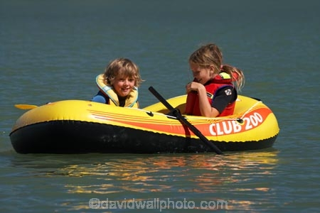 Childs Inflatable Boat