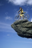 adventure;bicycle;bicycles;bike;biker;bikes;bluff;bluffs;cliff;cliffs;cycle;cycles;cyclist;danger;dangerous;exciting;high-country;on-the-edge;outcrop;outcrops;overhang;rocks;sky;sports