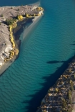 aerial;aerial-photo;aerial-photograph;aerial-photographs;aerial-photography;aerial-photos;aerial-view;aerial-views;aerials;autuminal;autumn;autumn-colour;autumn-colours;autumnal;Bannockburn;Central-Otago;color;colors;colour;colours;deciduous;fall;hydro-lake;hydro-lakes;Kawarau-Arm;lake;Lake-Dunstan;lakes;N.Z.;New-Zealand;NZ;Otago;ripple;rippled;ripples;S.I.;season;seasonal;seasons;SI;silt-up;siltation;silting;South-Is.;South-Island;tree;trees;water