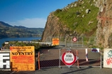 2011-earthquake;Banks-Peninsula;Canterbury;Chch;Christchurch;Christchurch-earthquake;closed;closed-roads;gate;gates;Lyttelton-Harbour;N.Z.;New-Zealand;NZ;Port-Hills;road-closed;road-sign;rockfall;S.I.;SI;sign;signpost;signposts;signs;South-Is;South-Island;Sth-Is;street-sign;street-signs;Sumner-Rd;Sumner-Road;traffic-sign;traffic-signs;warning-sign;warning-signs