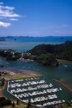 aerials;boat;boating;boats;coast;coastal;harbor;harbors;harbour;harbours;moor;moored;mooring;ocean;oceans;Pacific;sea;settlement;town;township;village