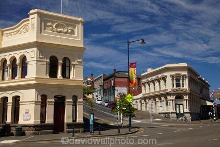 historic buildings port chalmers dunedin otago south
